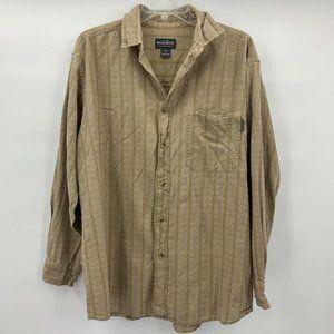 Carhartt Mens Vest Green 100% Cotton Jacket Sz 3XL